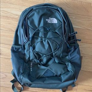LIKE NEW north face jester backpack